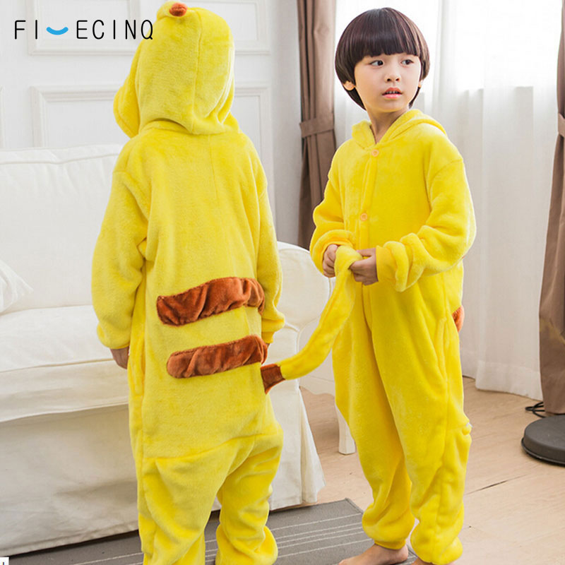 font-b-pokemon-b-font-pikachu-onesie-children-boy-girl-pajama-animal-cosplay-costume-yellow-cute-kids-anime-jumpsuit-warm-soft-flannel-suit