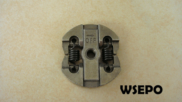 Top Quality&Factory Direct Supply!Clutch Plate for 25CC Universal Gasoline/Petrol 2 Stroke Small Chainsaw/Wood Spliter