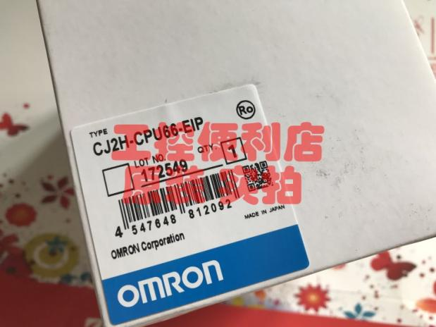 Original CJ2H-CPU 66-EIP New Spot Warranty For One Year