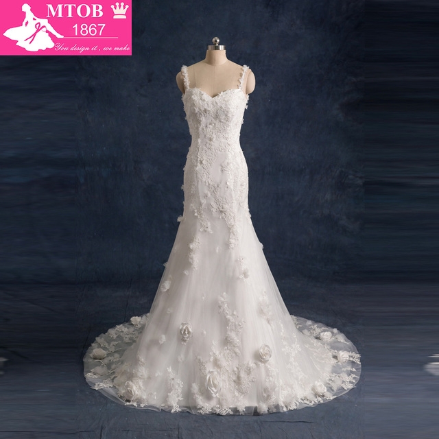 Sexy Backless Mermaid Wedding Dresses Lace Vintage Dress Shopping Sales Online Gowns Flowers Real