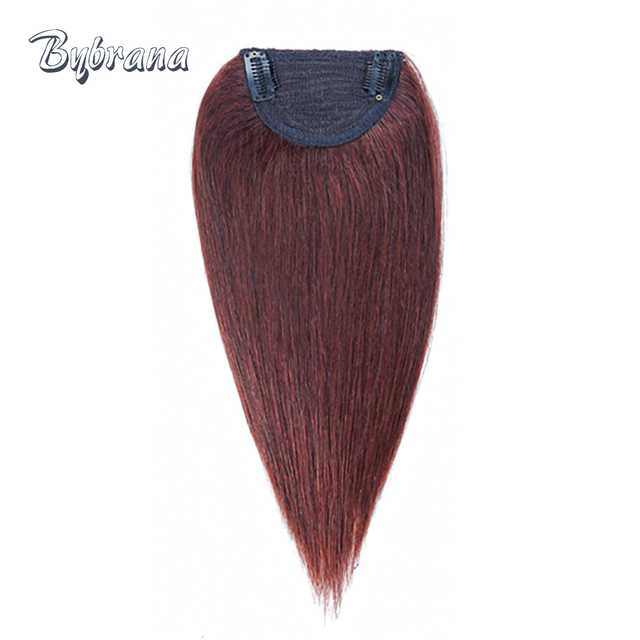 Bybrana Clip In Hair Extensions 3 Colors Human Remy Brazilian Hair