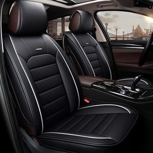 Image 2 - Car Travel Full Surround Design Car Car Seat Cover Seasons Cushion For Renault Scenic Fluence Latitud Koleos Laguna car styling