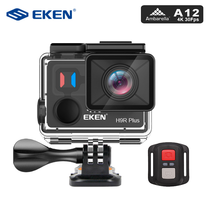 EKEN H9R Plus Action Camera Ultra HD 4K A12 4k 30fps 1080p 60fps for Panasonic 34112