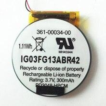 Easylander 1.11wh RD3048 Reemplazo 3.7 V 300 mAh Recargable Li-ion Batería Para garmin reloj deportivo 405cx Forerunner 405 410