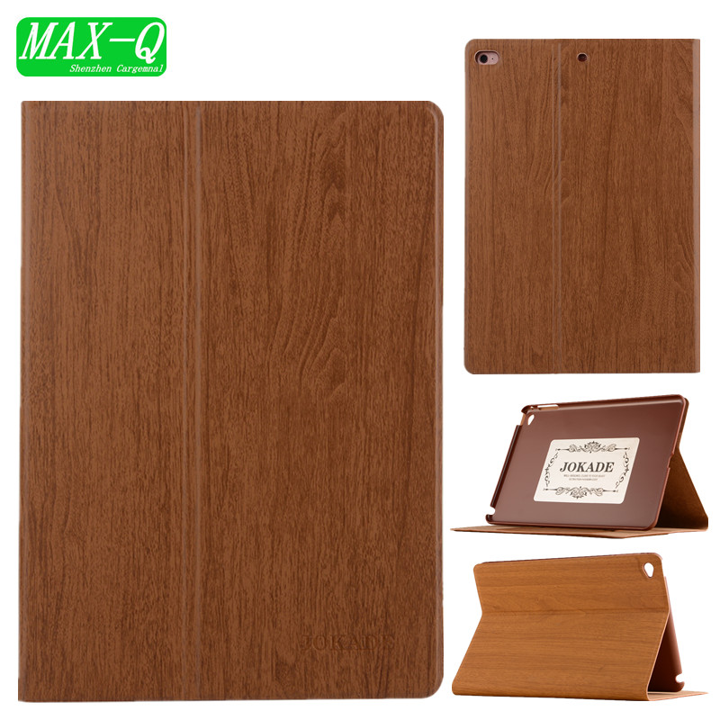 Wood Grain Flip Ultra Thin Foldable Stand PU Leather Case Smart Cover for apple ipad mini 1 2 3 4 automatic sleep with free film stand ultra thin pu leather case for apple ipad mini 1 2 3 case colorful flip tablet smart cover auto sleep wake up magnet