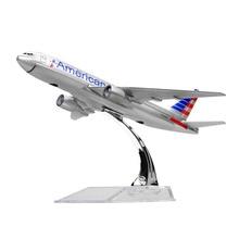 Новый американский авиалинии Boeing 777 16 см сплав металла модели самолетов ребенок подарок на день рождения плоскости модели chiristmas подарок