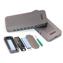 HDD Box HDD Hard Disk Drive  ALL Aluminium TYPE-C 3.1 M.2 TO USB HDD Enclosure For XT-XINTE LM902 NVME
