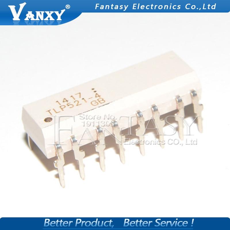 10PCS TLP521-4 DIP16 TLP521-4GB DIP New And Original IC