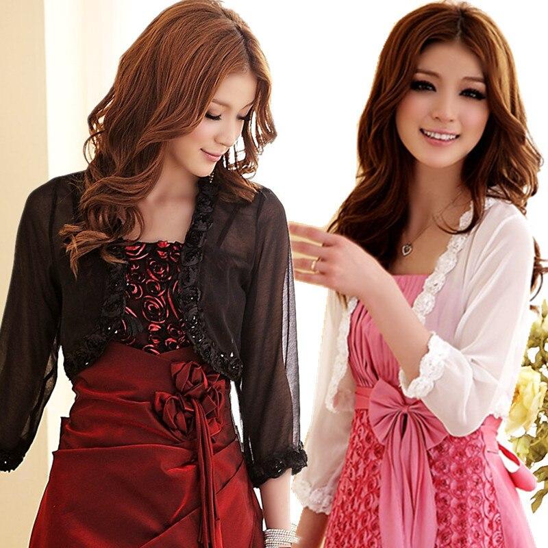 Elegant Women Evening Jackets