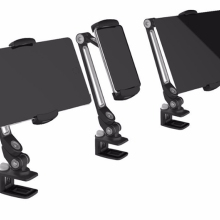 360 Degree Adjustable Stand/Holder with Suction Cups for Tab