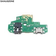USB Charging Port Dock Plug Socket Jack Connector Charge Board Flex Cable For Huawei P Smart / Enjoy 7S Enjoy7S FIG-AL00 connector sr30 10jf 7s 71