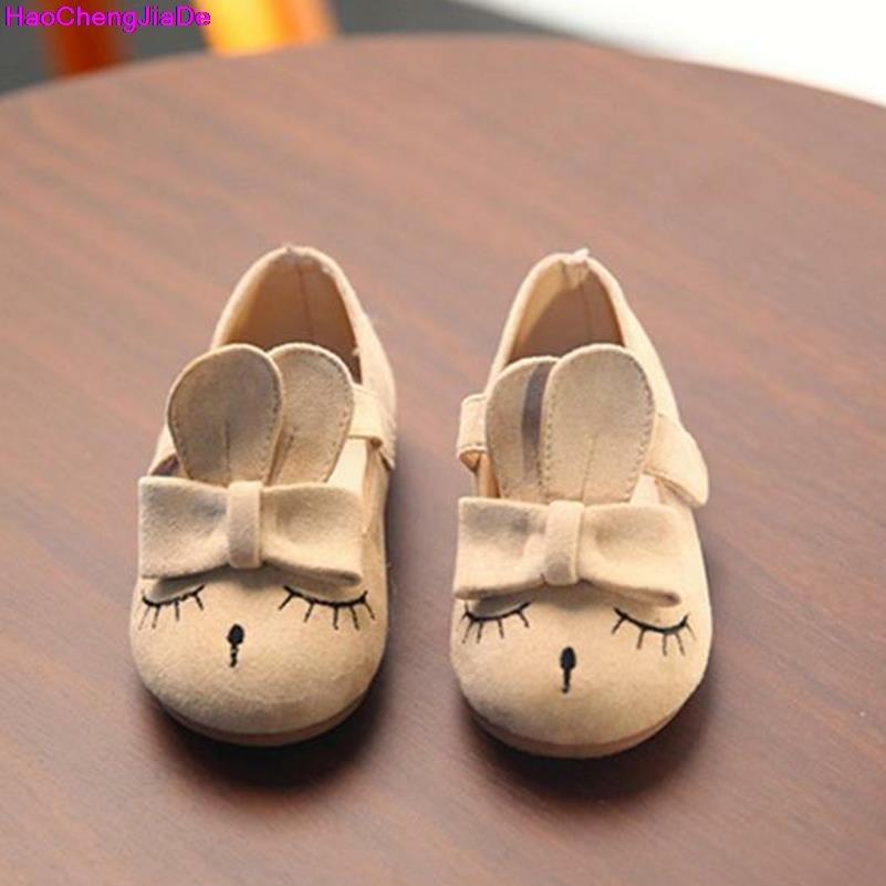 HaoChengJiaDe Kids Casual Shoes New Brand Baby Girls Sports Shoes PU Leather Non-slip Flat Children Sneakers for Boys EU 21-30