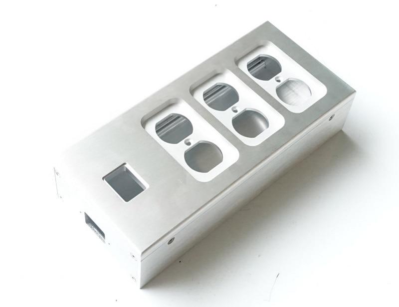 BRZHIFI Enthusiast 6 Power Box Aluminum Case