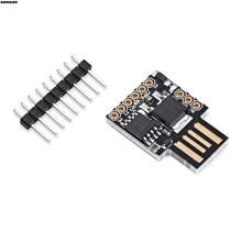 1pcs digispark kickstarter placa de desenvolvimento attiny85 módulo para arduino usb