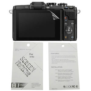 2 pieces Soft Camera screen protection film For OLYMPUS E-P5 E-PL5 E-PL6 E-PL7 E-PL8