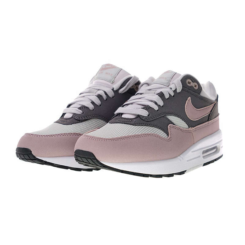 super popular 6a826 fc9a6 Original Nike Air Max 1 Women s Running Shoes, Pink Red, Shock absorbing  Non slip Wear Resistant 319986 032 319986 035-in Running Shoes from Sports  ...