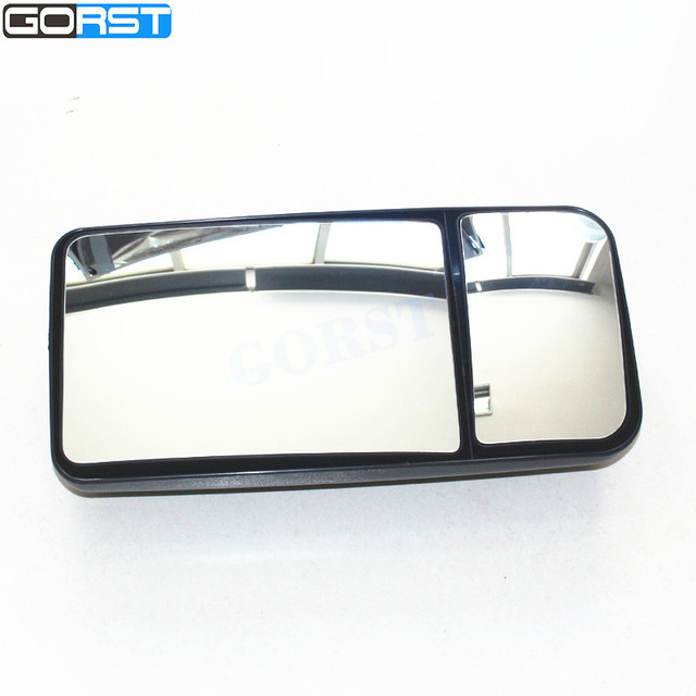 Automobile Accessories Car-Styling Reflector Rearview Mirror Side Mirror Exterior 2 holes for Truck for Bus  A046433