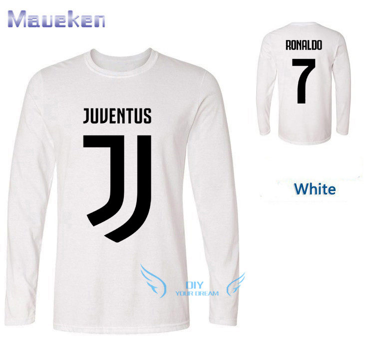 newest 02160 b9320 cristiano ronaldo long sleeve jersey