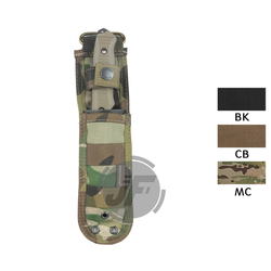 Emerson Tactical Combat Fixed Blade MOLLE Multi-Use Survival Handle Knife Sheath Case Pouch for SOG M37 140 141 / Hard Liners