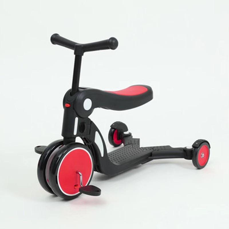Jouets pour enfants balance walker enfants ride jouet cadeau pour enfants pour apprendre à marcher scooter enfant vélo voiture sans fil - 4