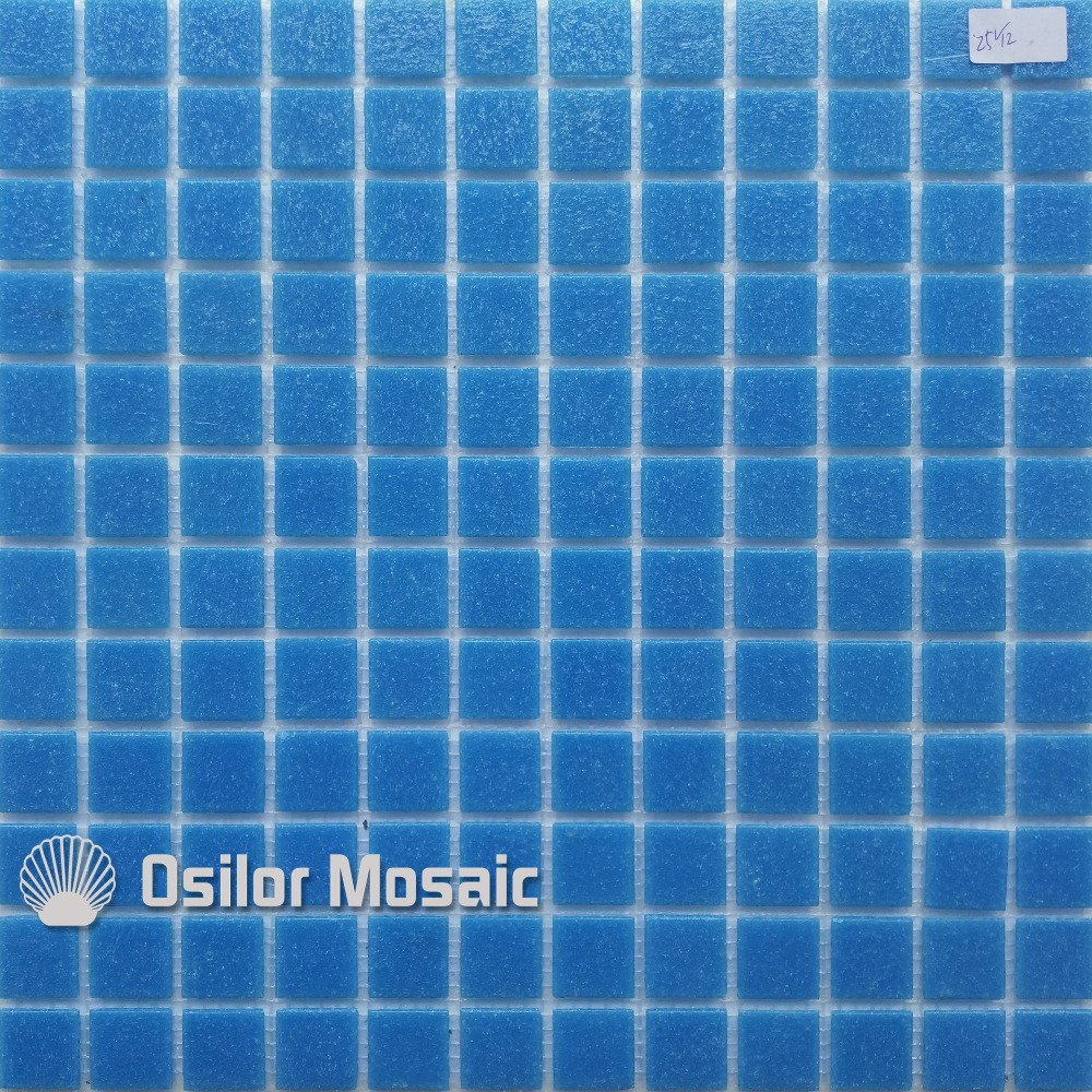 Free shipping blue glass mosaic tile swimming pool mosaic tile wall tile floor tile