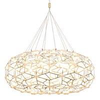 Post современный подвесной светильник Nordic light Роскошные Дизайнерские золото железный шар форма простой Спальня гостиная творческий осветите