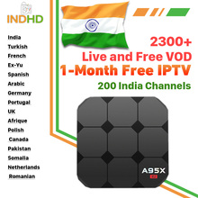 India Italy IPTV A95X R2 Box 1 month IPTV Free Canada Turkey Ex-Yu IPTV Subscription Android Box IPTV Italian Africa India IP TV цены онлайн