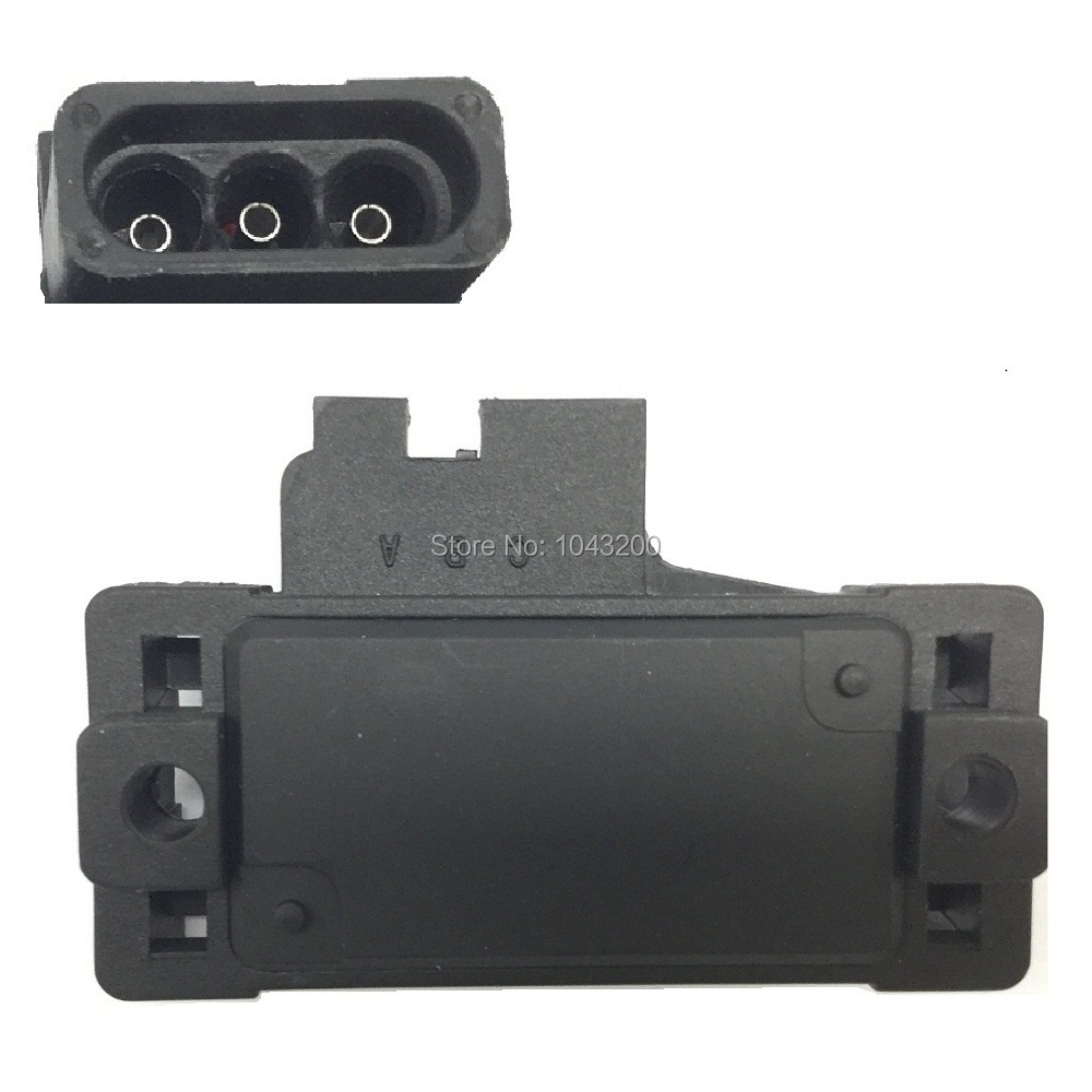 92VB-9F479-AA MAP MANIFOLD PRESSURE Sensor Fits For FORD TRANSIT Tourneo 2.5 TD OE # 6582335 16153989 92VB9F479AA PS10084-11B1
