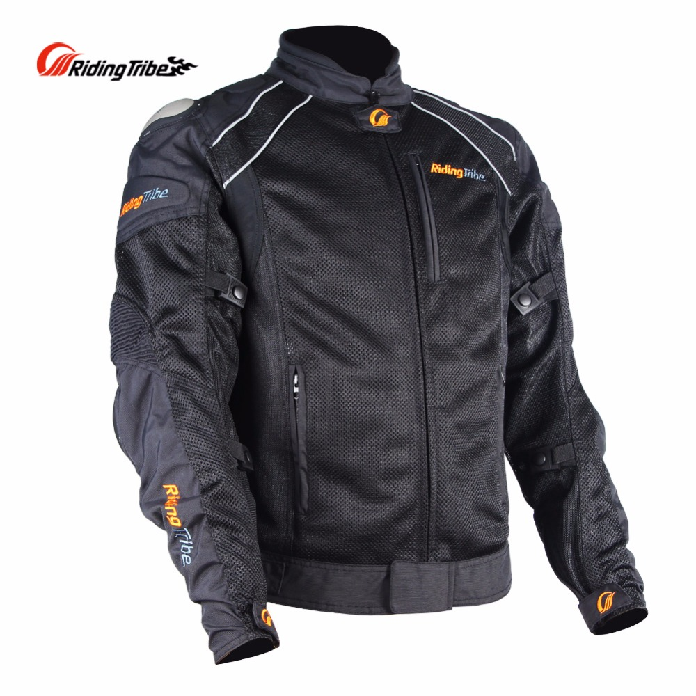 Cycling Motorcycle Jacket Waterproof Windproof Anti-UV Breathable Motor Protection Racing Clothes Full Body Armor