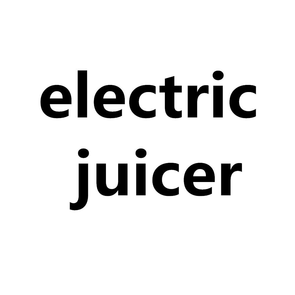 Portátil exprimidor eléctrico para el envío de la gota