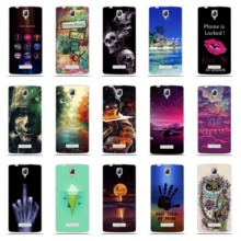 Luxury TPU Soft Case Cover For Lenovo A2010 A 2010 Case on A2010 Cell Phone Case Silicone Print Back Cover for Lenovo A2010 Bag