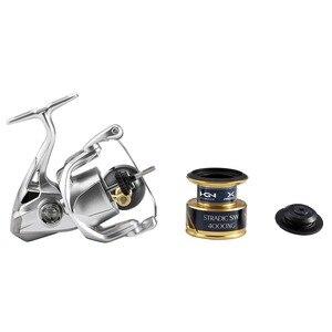 Image 4 - 2018 جديد Shimano Stradic SW 4000XG 4000HG 5000XG 5000PG الغزل بكرة 6.2: 1 المياه المالحة 6 + 1BB 11 كجم سحب X SHIP HAGANE الصيد بكرة