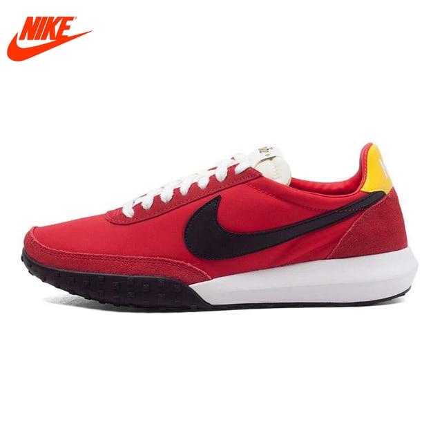 D'origine NIKE ROSHE GAUFRE COUREUR NM Hommes de Chaussures de Course  Sneakers Rouge