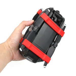 Image 5 - 4Pcs מדחף Fixer DJI Mavic אוויר מדחף להב קבוע מחזיק מייצב מגן קבוע סוגר עבור Mavic אוויר אבזרים