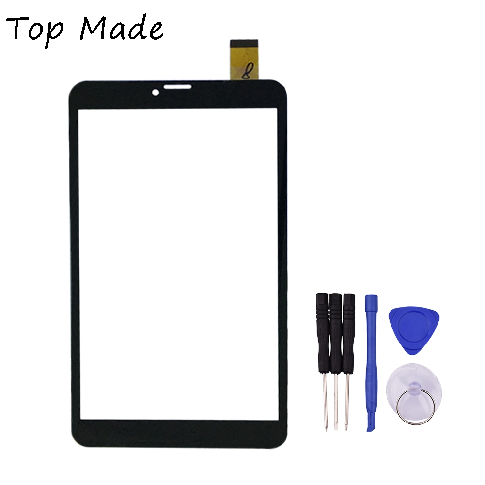 New 8 Inch Touch Screen Digitizer for TEXET TM-8044 8.0 3G Tablet PC Touch Panel Sensor Replacement Free Shipping цены онлайн