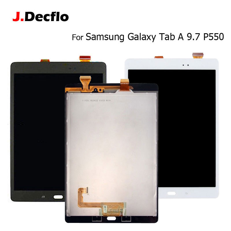 все цены на P550 LCD Touch Screen For Samsung Galaxy Tab A 9.7