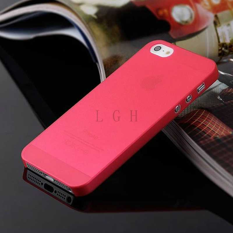 Ultra Thin Clear Cover for Apple iPhone 5 5S Case for iPhone 7 8 plus 5 s SE 5 4 4S 5C 6 6S 6 plus X Xs Max Xr Transparent Shell