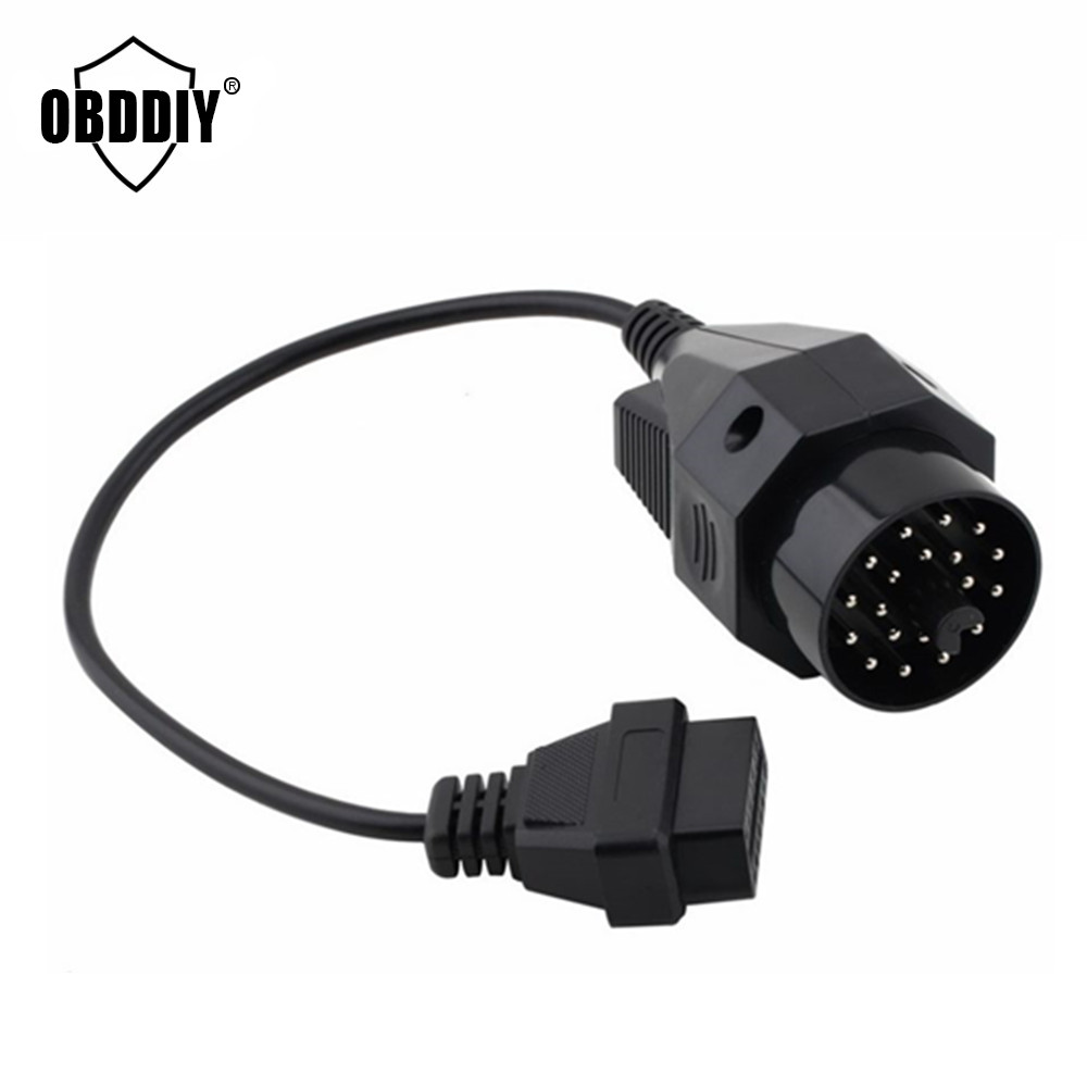 Hot Sale Best Quality Obd Obd Ii Adapter For Bmw 20 Pin To