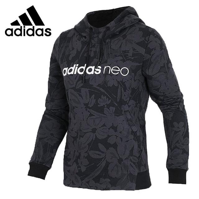 c71fe5929e6 Original New Arrival 2018 Adidas NEO Label W Fav Hoodie Women's Pullover  Hoodies Sportswear