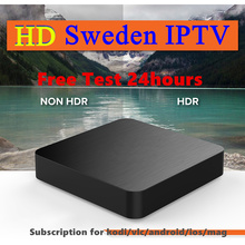 Full HD World IPTV Sweden Norway Denmark Finland Europe UK US 35000+ VOD Live Switzerland Subscription Android tv box m3u