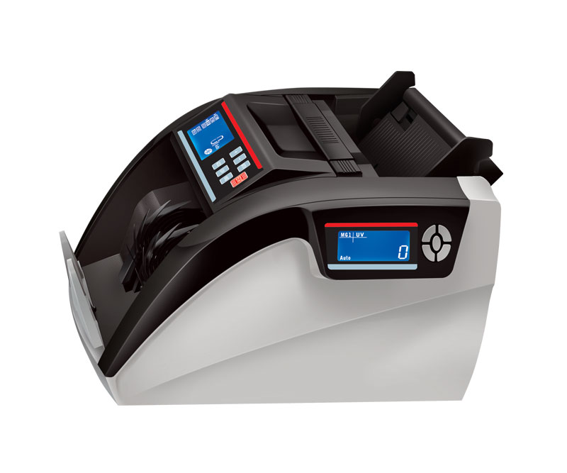 Multi Currency Compatible Bill Counter Cash Money Counting