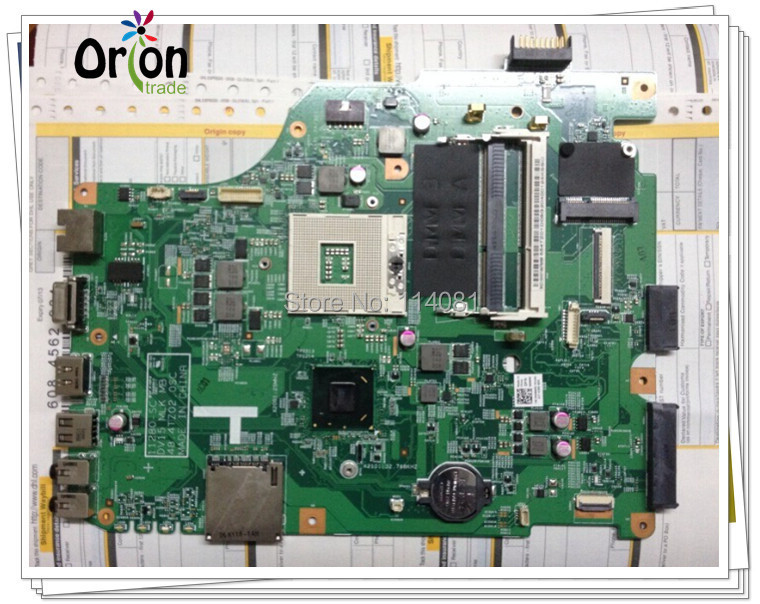 0W8N9D CN-0W8N9D Motherboard For Dell Inspiron 3520 System Mainboard professional Wholesale Free shipping
