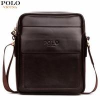 VICUNA POLO New Arrival Brand Business Men S Shoulder Bag Square Design Casual Men Bag Promotion