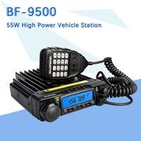 Baofeng BF 9500 UHF 400 470 МГц 200CH CTCSS/DCS/DTMF трансивер, 50 Вт/25 Вт/10 Вт автомобиль радио для автомобиля