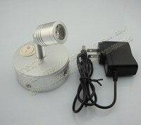 NEW Shoot The Light Led Battery Built In Power Supply Rechargeable Lens Headlight Setting LED Spotlight
