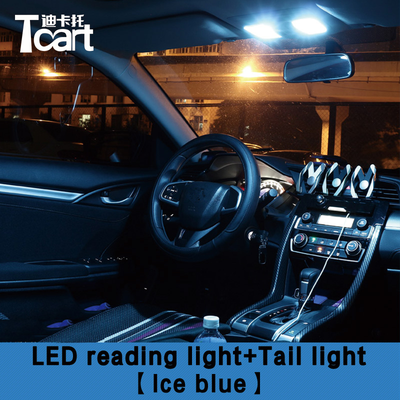 tcart led accessories for honda civic 2017 2018 2019 2020 4pcs interior lights white accessory signal lamp aliexpress tcart led accessories for honda civic 2017 2018 2019 2020 4pcs interior lights white accessory