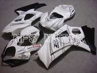 Top Selling Motorcycle For Suzuki GSXR GSX R1000 K7 2007 2008 ABS Fairing Injection Bodywork Kit White
