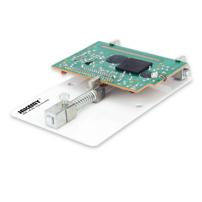 Uniwersalny uchwyt JM-Z15 PCB mocujący płytkę drukowaną platformy - Zestawy narzędzi - Zdjęcie 5