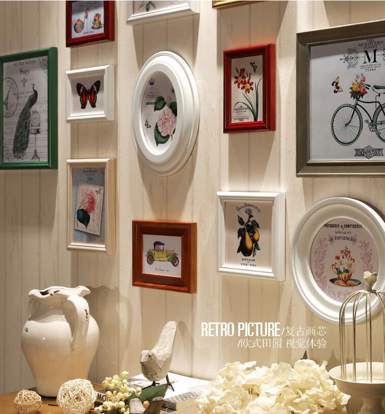 Vintage Collage Picture Frames Vintage Collage Picture Frames Design ...