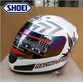 Бесплатная доставка 2016 Новый SHOEI мотоциклетный шлем полный шлем Мотоциклетный Шлем ATV шлем Безопасности